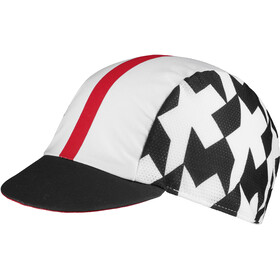ASSOS Equipe RS Bonnet, national red